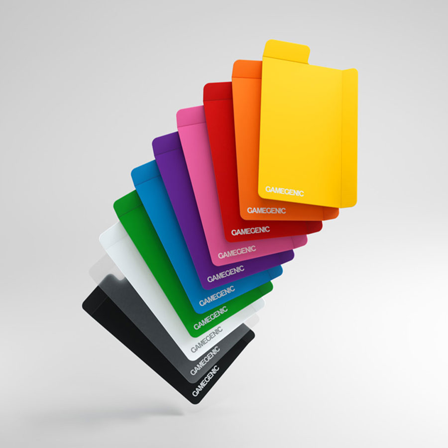 GameGenic Flex Card Dividers Multicolor