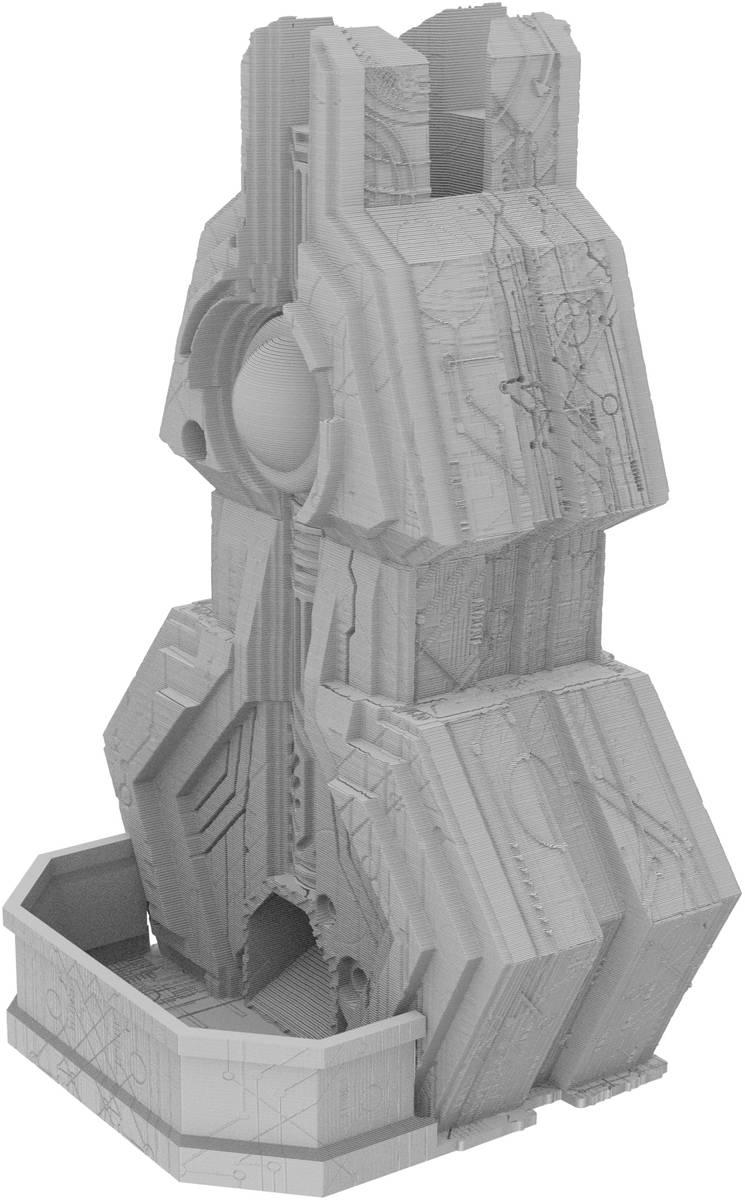 Fates End Dice Tower: Obelisk