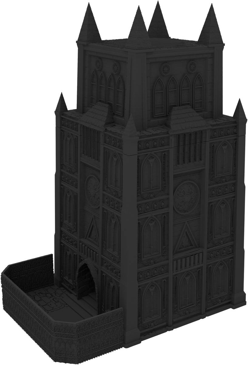 Fates End Dice Tower: Garrison