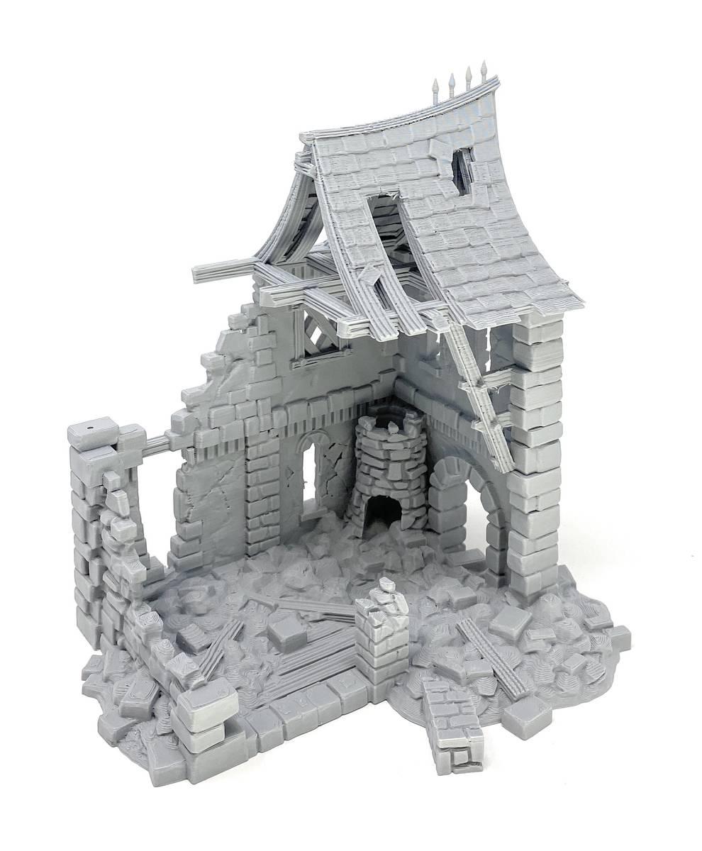 Haus Ruine