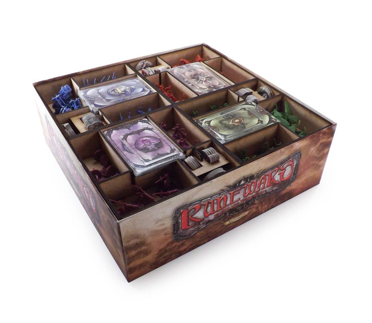 Boardgame Organizer for Runewars