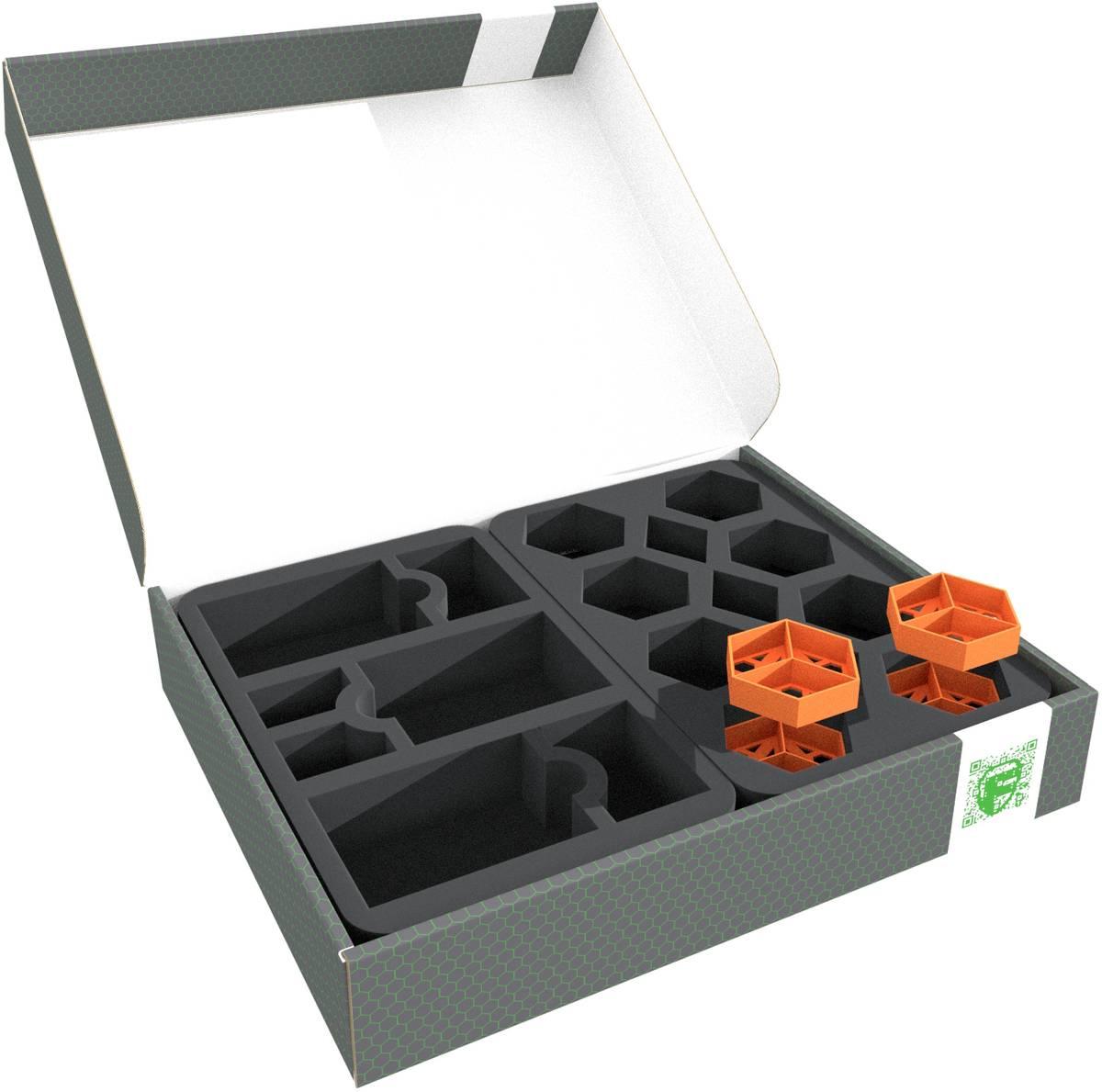 Feldherr Storage Box FSLB055 dla Pamiętnika 44 - Wojny zimowe