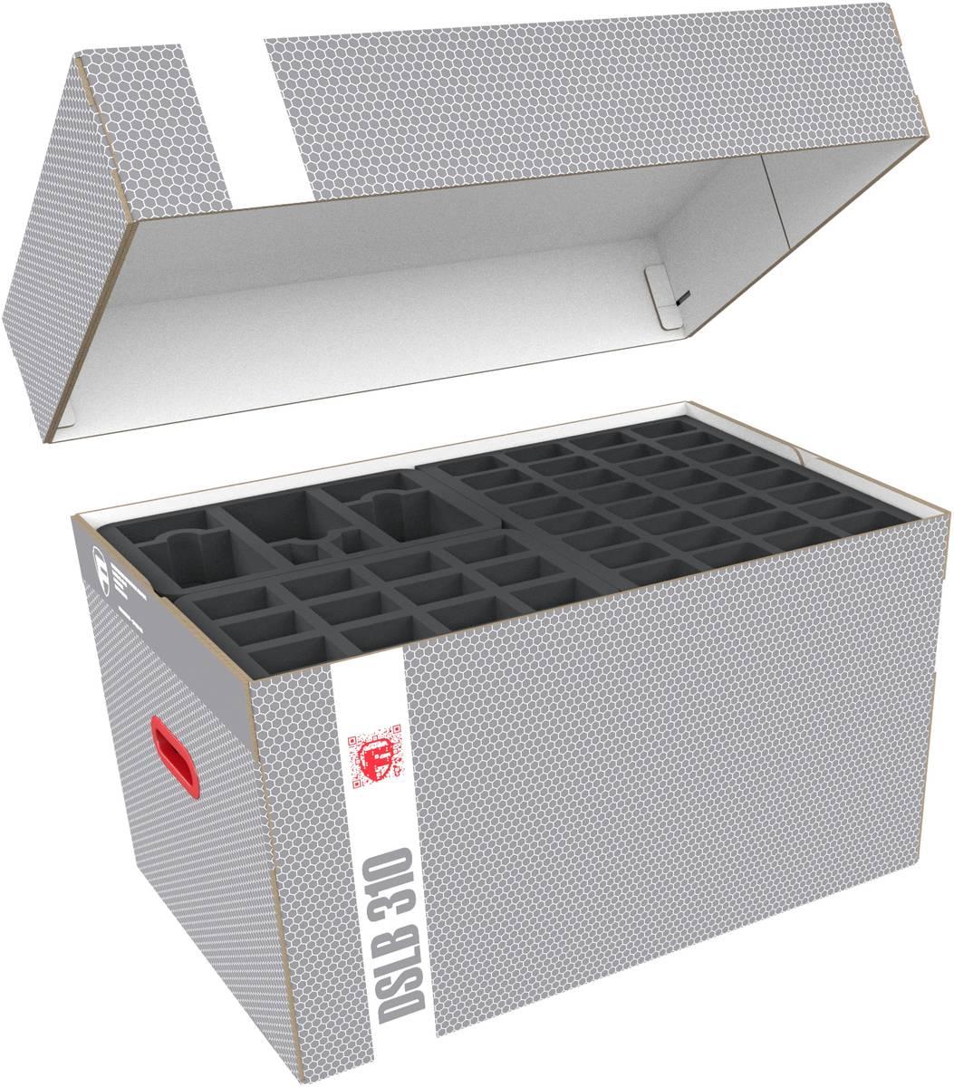 Feldherr Storage Box DSLB310 for Kill Team: Octarius - miniatures + terrain