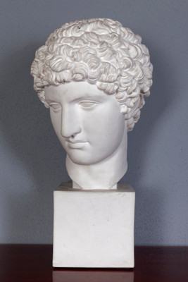 """Classical Bust of """"HERMES"""""""