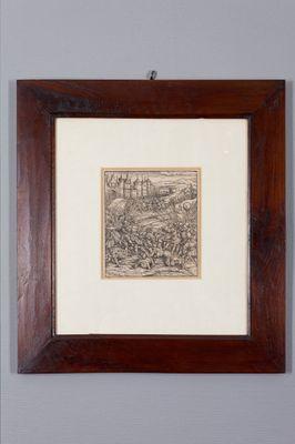 antiker Holzschnitt von Burgkmair, Hans der Ältere – Bild 1
