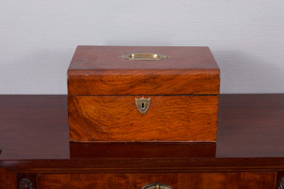 Box in Walnut, Victorian – Bild 1
