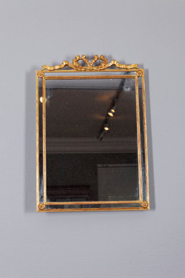 A nice handgilded Mirror