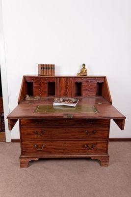 """""""Bureau"""", Mahagoni, George III – Bild 3"""