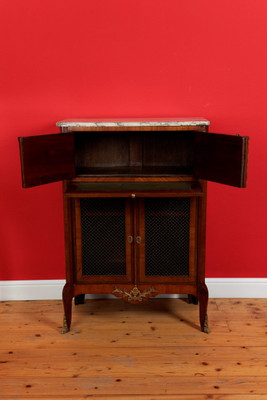 Writing Cabinet in the Louis XV-Style, Rosewood – Bild 3