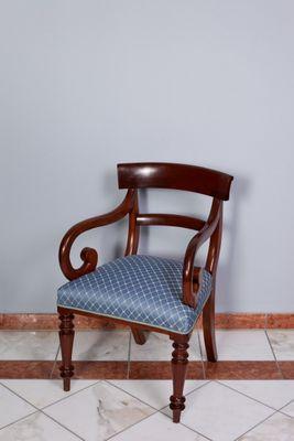 Carver Chair, Mahogany, Victorian