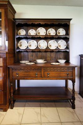 Dresser, Oak, Edwardian