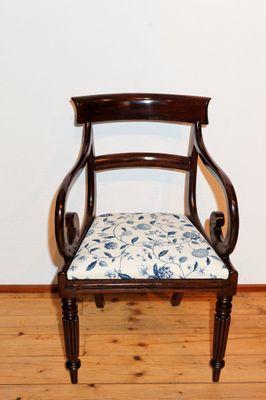 Carver Chair, Mahogany, George IV