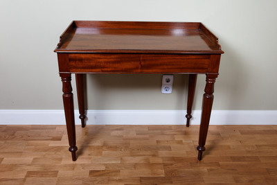 Hall Table, Victorian, Mahogany – Bild 1