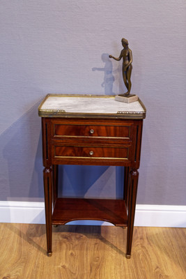 Side Stand in the Louis XVI-Style, Mahogany – Bild 2