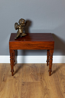 Coffee Table in Mahogany, Victorian