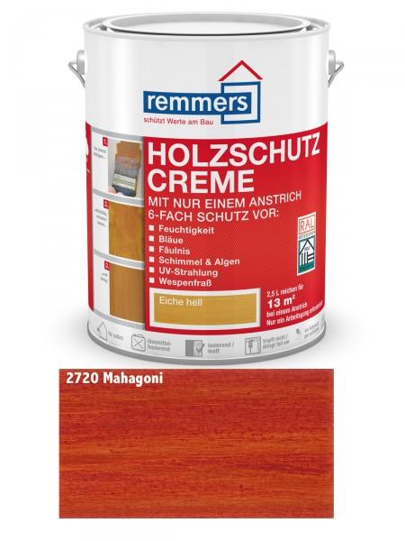 Remmers Aidol Holzschutz - Creme 2720 Mahgoni 2,5l – Bild 1