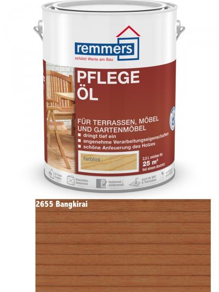 Remmers Aidol Pflegeöl 2655 Bangkirai 750 ml – Bild 1
