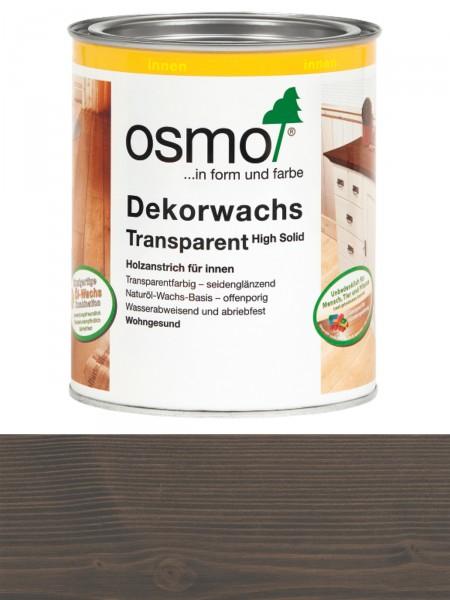 Osmo Dekorwachs 3118 Granitgrau 0,375L High Solid transparent seidenglänzend für innen