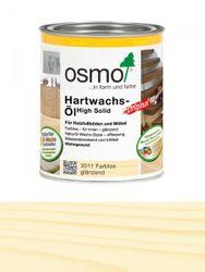 Osmo Hartwachsöl Farblos 3011 0,75L High Solid glänzend 001