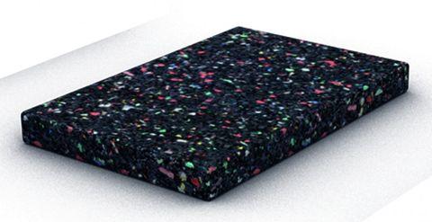 Isopat aus XennoX® Gummigranulat                   60x90mm Stärke 8mm  24 Stück/Paket – Bild 1