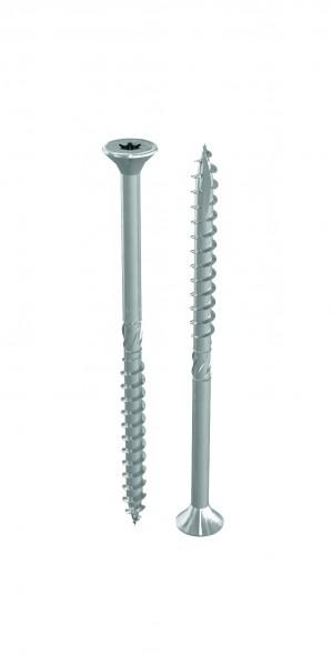 Terrassenschraube SCI 4,5x50mm V2A AISI304  200 Stück/Paket + Bit TX25 – Bild 4