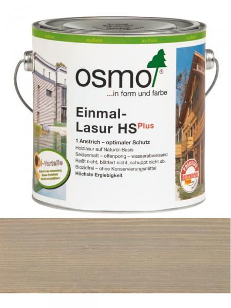 Osmo Einmal-Lasur 9212 Silberpappel HS Plus, transparent seidenmatt 0,75L