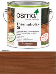 Osmo Thermoholz-Öl   010         2,50 L Holz-Spezial-Öl, seidenmatt für außen 001