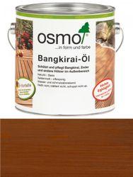Osmo Bangkirai-Öl Dunkel   016   2,50 L Holz-Spezial-Öl, seidenmatt für außen 001