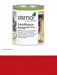 Osmo Landhausfarbe 2311 Karminrot 0,75 Liter 001