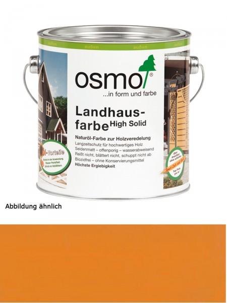 Osmo Landhausfarbe 2203 Fichten-Gelb 2,5 Liter
