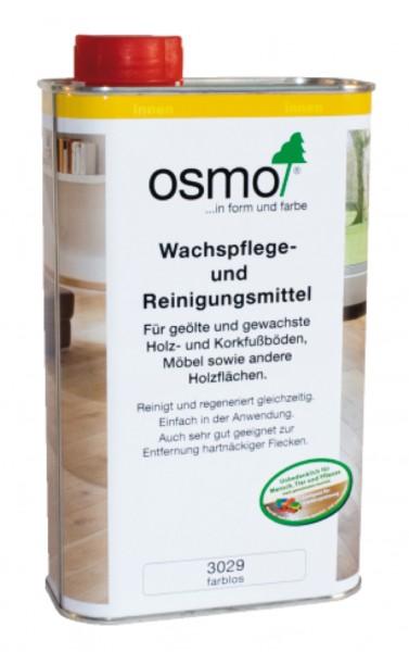 Osmo Wachspflege- und Reinigungsmittel Farblos 3029                        1,0L   Reinigung und Auffrischung – Bild 2