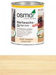 Osmo Hartwachsöl farblos matt 3062 0,75L High Solid 001