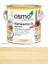 Osmo Hartwachsöl Farblos  3065    2,5L High Solid halbmatt 001