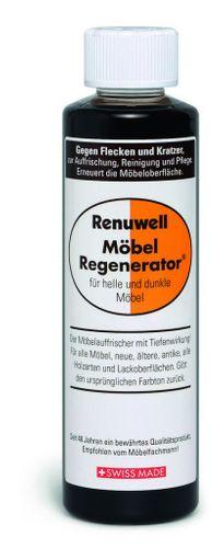 Renuwell Möbelpflege Möbel-Regenerator Möbelpolitur Holzpflege 270 ml