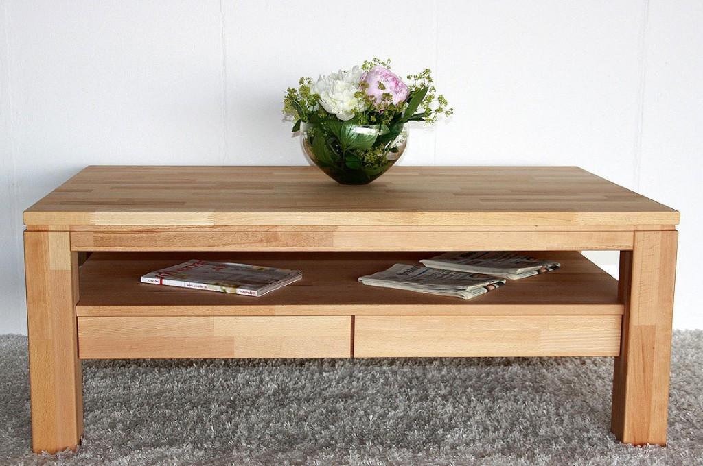 Couchtisch Massivholz günstig online kaufen  realde