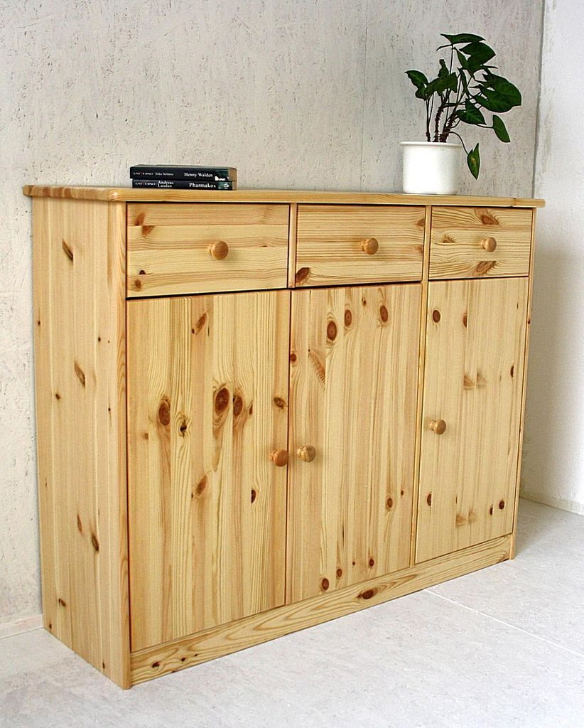 Highboard kommode gallery of kommode highboard anrichte - Gallery kommode ...