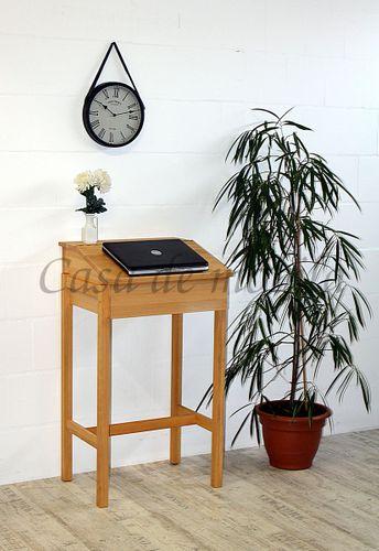 Stehpult 62x112x56cm DIETER Rednerpult Büromöbel Lesepult Buche geölt – Bild 1