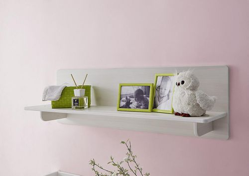 Babyzimmer 6teilig weiß komplett Kinderzimmer Set Kiefer Vollholz massiv – Bild 10