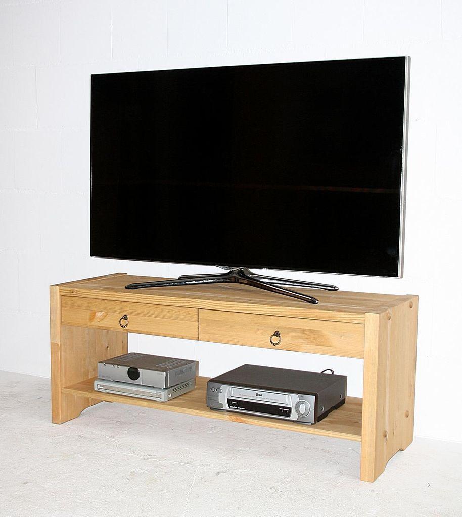 sitzbank 115x48x40cm 2 schubladen 1 ablageboden kiefer. Black Bedroom Furniture Sets. Home Design Ideas