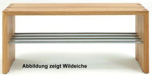 Massivholz Garderobe KERNBUCHE 4tlg. Dielenmöbel 4teilig massiv Holz – Bild 6