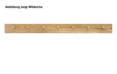 Massivholz Garderobe KERNBUCHE 4tlg. Dielenmöbel 4teilig massiv Holz – Bild 3