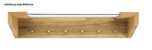 Massivholz Set Garderobe KERNBUCHE 5tlg. Dielenmöbel 5teilig massiv Holz – Bild 5