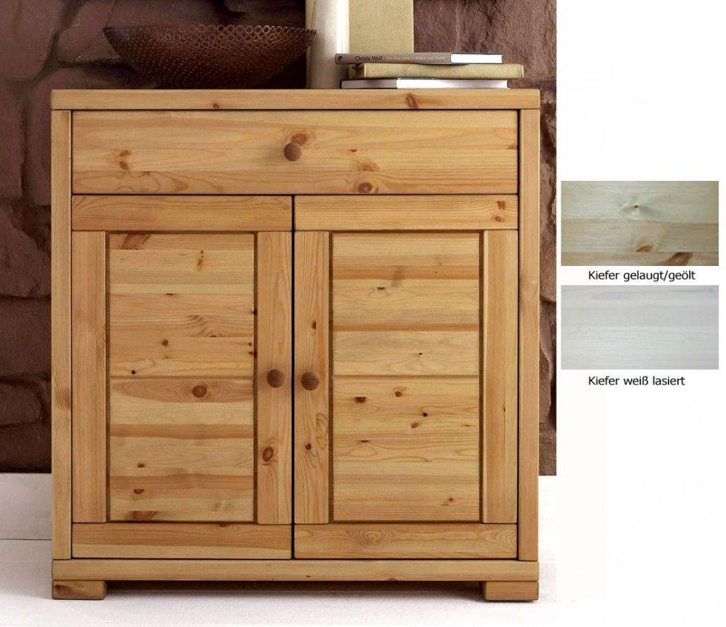 kommode 100x104x43cm 2 t ren 1 schublade kassettenfront. Black Bedroom Furniture Sets. Home Design Ideas