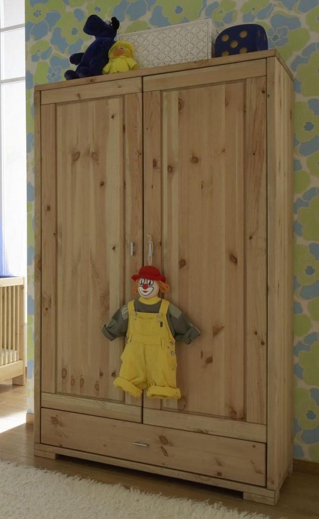 Schön Babyzimmer Komplett 6teilig Vollholz Kinderzimmer Kiefer Massiv Gelaugt  Geölt U2013 Bild 2
