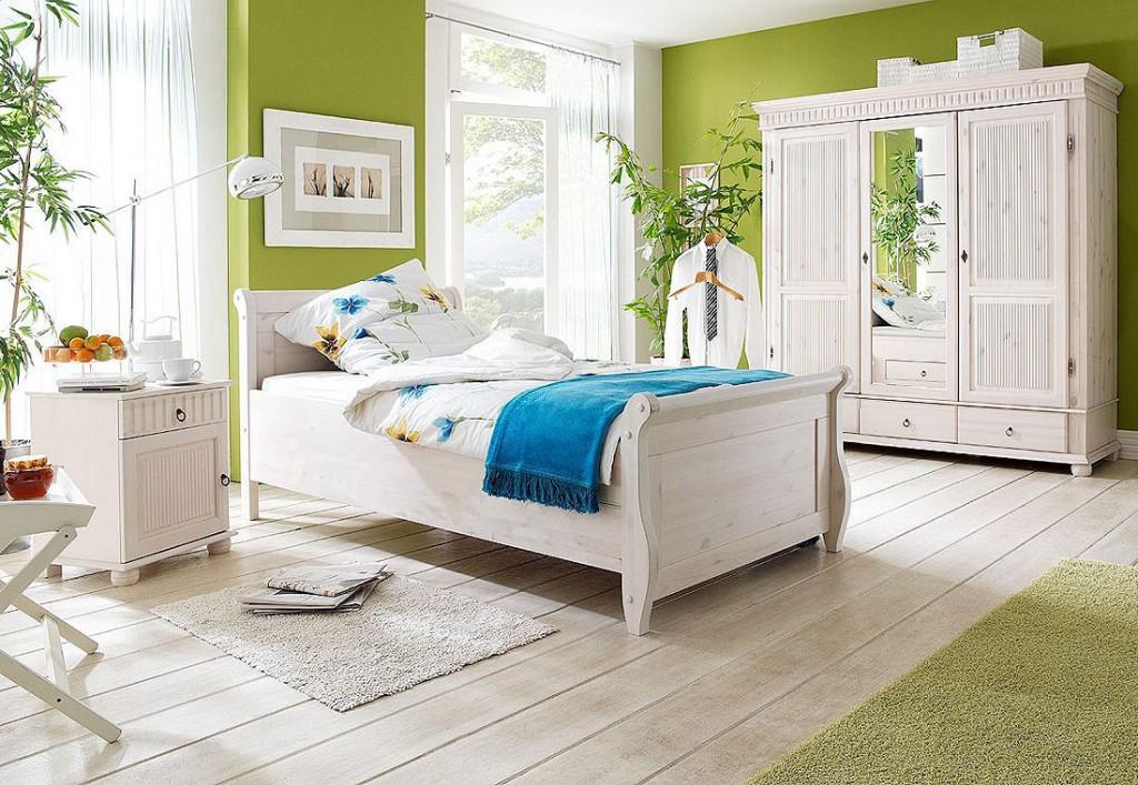 kommode mit spiegel kiefer massiv wei. Black Bedroom Furniture Sets. Home Design Ideas