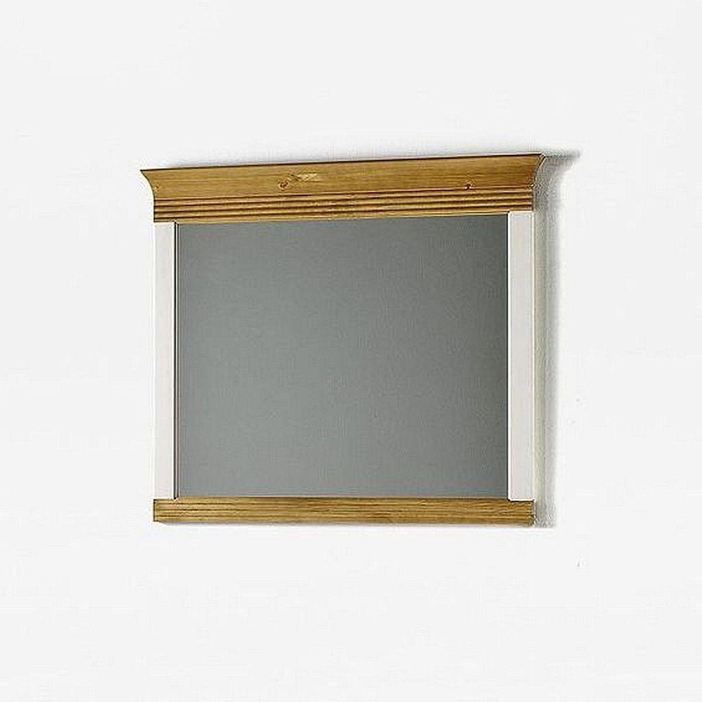 Schlafzimmer-Set komplett 8teilig weiß antik Vollholz Kiefer massiv – Bild 8