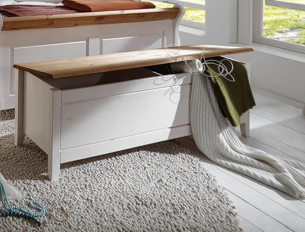 Schlafzimmer Wei Landhausstil - Design