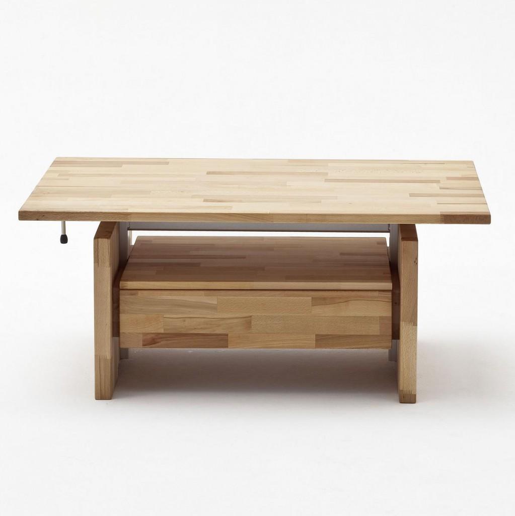 Wunderschön Couchtisch Holz Höhenverstellbar Galerie Von Artikelbeschreibung
