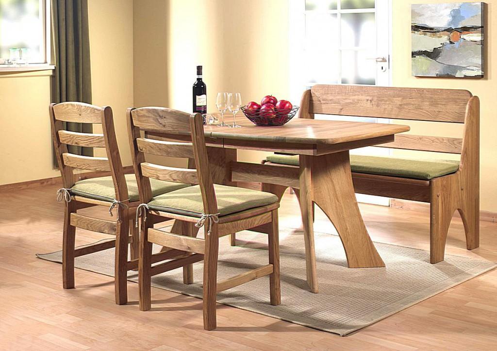 truhenbank 101x90x51cm wildeiche massiv ge lt. Black Bedroom Furniture Sets. Home Design Ideas