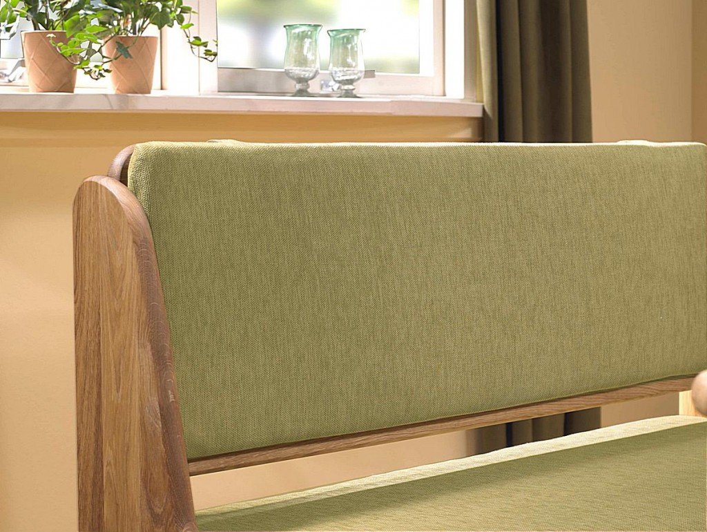 sitzbank 116cm wildeiche ge lt truhenbank eiche massiv. Black Bedroom Furniture Sets. Home Design Ideas